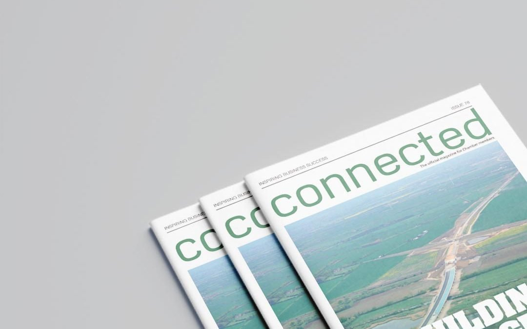 Connected Magazine – Creating Engaging Social Media for Business