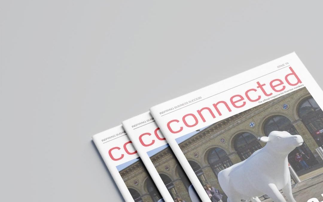 Connected Magazine – Should Your Business Invest in Marketing?