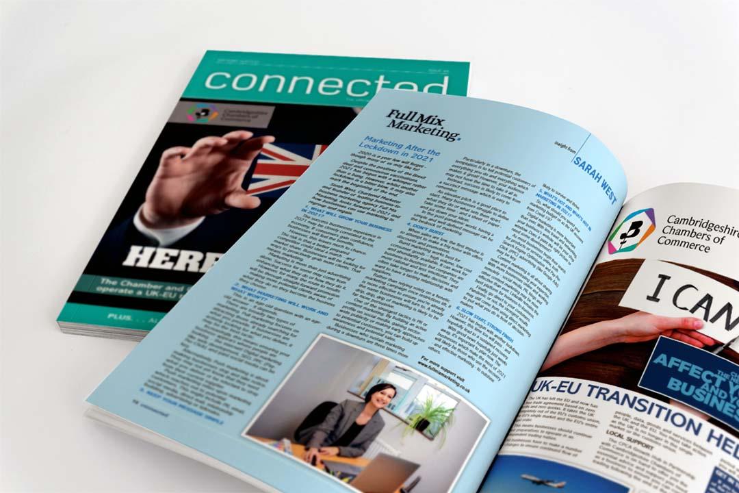 Full Mix Marketing Connected Magazine