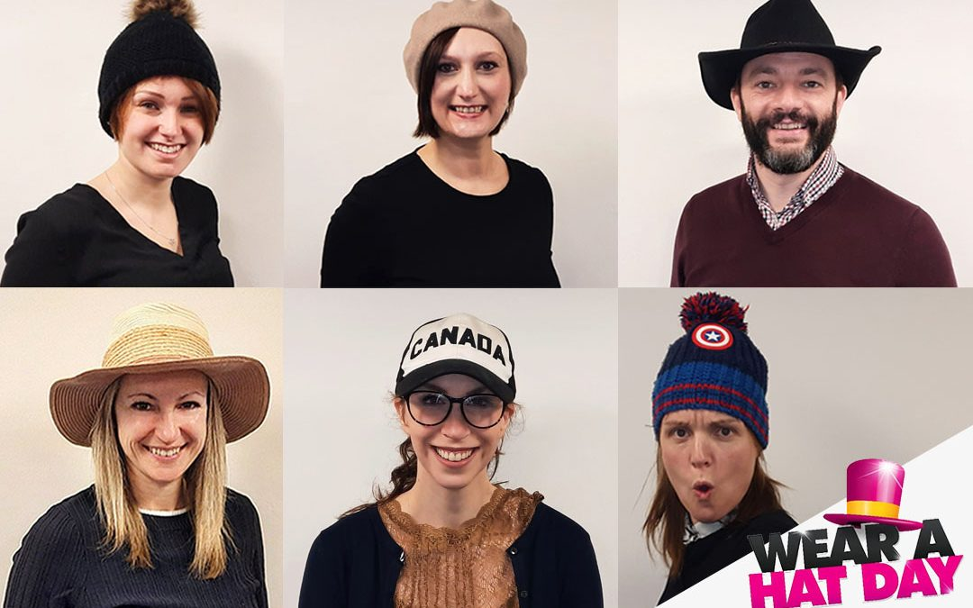 Full Mix Marketing Wear a Hat to Work for Brain Tumour Research