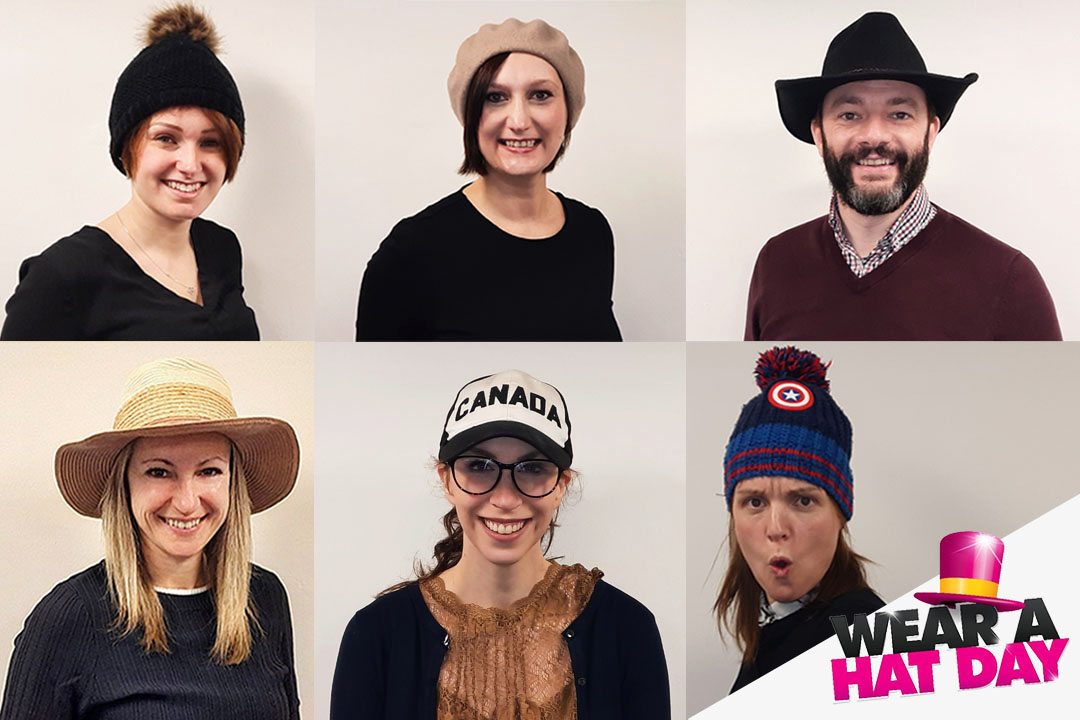 Full Mix Marketing Wear a Hat Day 2021