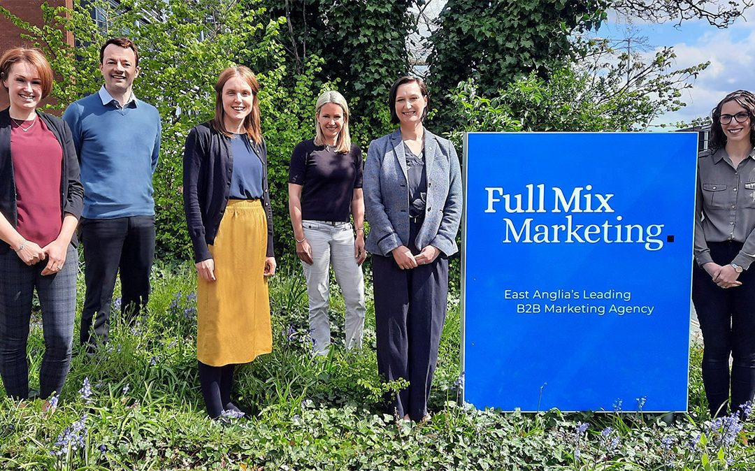 Full Mix Marketing Say New Office is 'Sign of the Times'